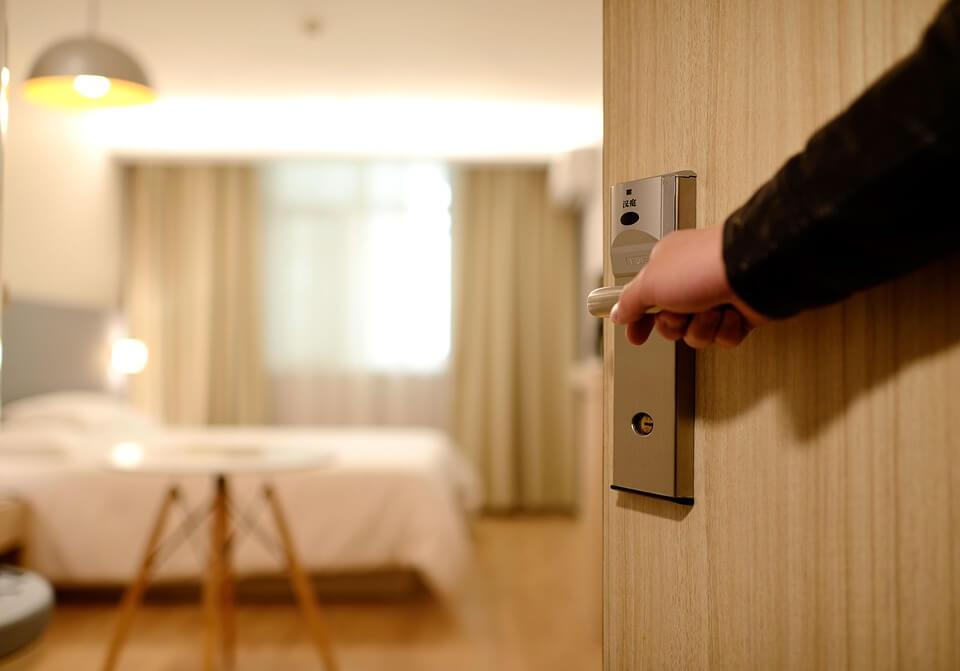 Hotellinredning